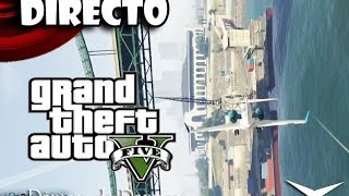 ¡Fail al pillar un Jet Privado! (GTA V)
