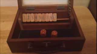 How To Play Shut-the-box