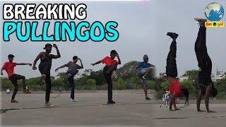 Breaking Pullingos | Street Fit Movement | Fitness Based Break Dancing