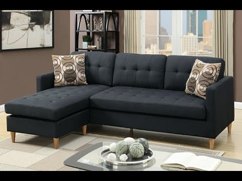 Apartment Size Sectional Sofa With Chaise Youtube
