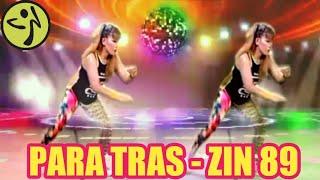 PARA TRAS - ZIN 89 - ZUMBA