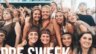 PRE SWEEK (senior year weekly vlogs): BROOKE DAVIS HOUSE