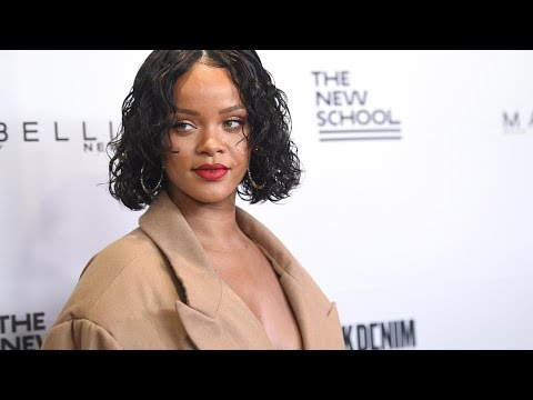 Rihanna CLAPS BACK at Blogger for Calling her