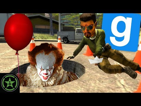 DO YOU WANT A BALLOON? - Gmod TTT | Gameplay