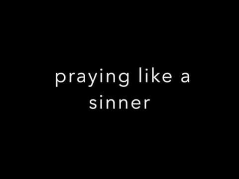 Sinner by Andy Grammer- Lyric Video