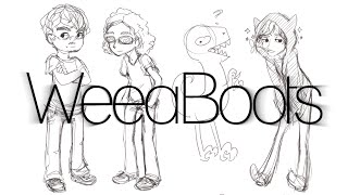WeeaBoots #3 - Reviews: Terror in Resonance & Barakamon
