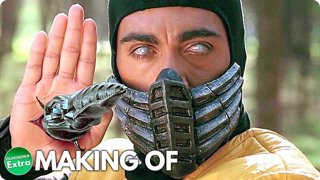 MORTAL KOMBAT (1995) | Behind the Scenes of Video Game based Movie