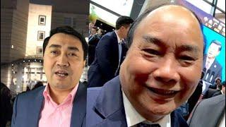 Thủ tướng Việt thích khoe chim – Bộ truyền thông đòi nắm mạng