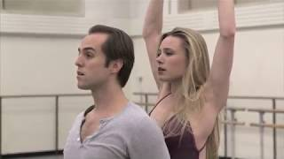 NYC Ballet's Jared Angle on Peter Martins' BARBER VIOLIN CONCERTO