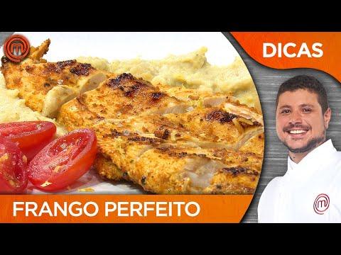 FILÉ DE FRANGO PERFEITO Com Raul Lemos | DICAS MASTERCHEF