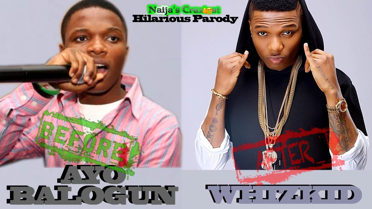 Download Wizkid | What Money and Fame Does to a Man [Before and After the Fame] - Hilarious