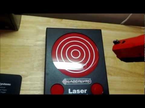 Laserlyte Laser Training Target Review