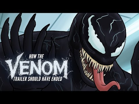 How The Venom Trailer Should Have Ended