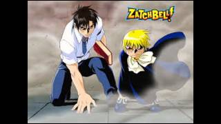 Zatch Bell Unrealeased English OST  What