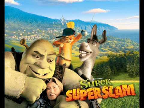 Animated Wallpapers For Desktop 3d Shrek Superslam Track 01 Youtube