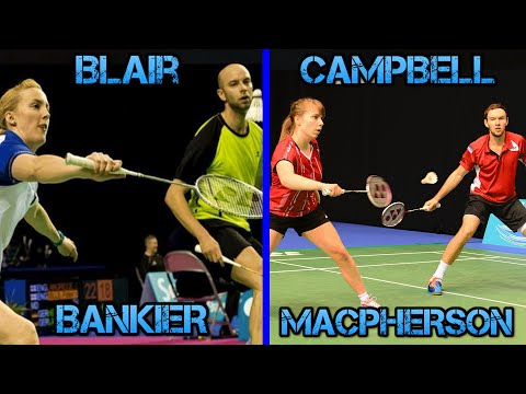 Mixed Doubles Final | BLAIR/BANKIER v CAMPBELL/MACPHERSON | SNBC 2016