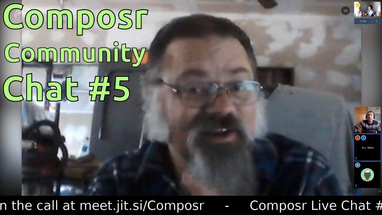 Composr Community Chat #5