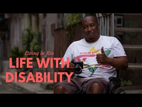 Living with a Disability in Rio