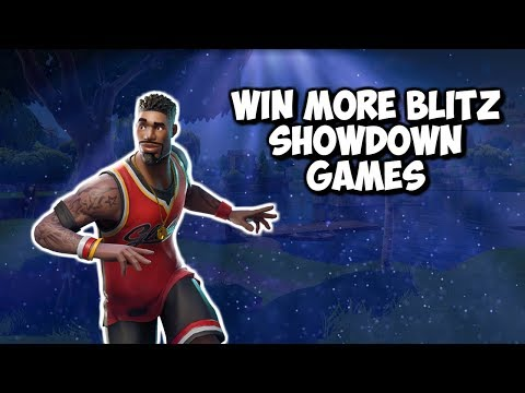 How to Win More Blitz Showdown Games! 4 Tips!