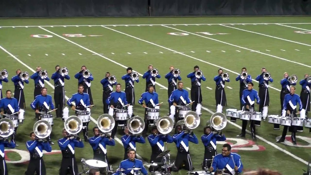 "2009 Blue Devils ""When a Man Loves a Woman"" - YouTube"