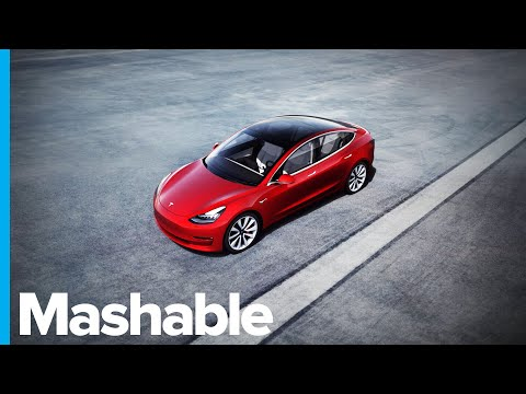 Elon Musk Did It, Tesla's $35,000 Model 3 is Finally Finally Finally Here