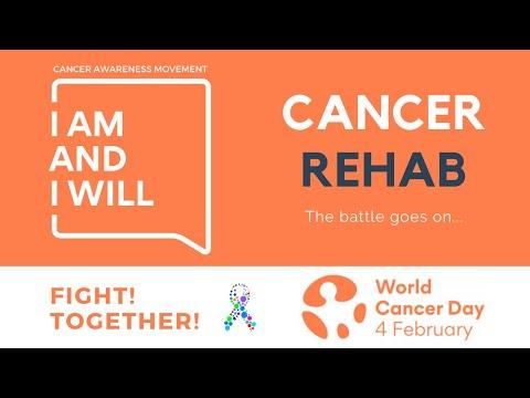 Cancer Rehabilitation: The battle goes on