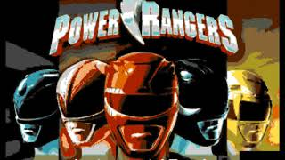 Power Rangers Karaoke