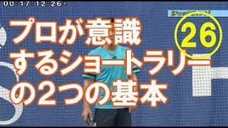 26「プロが意識するショートラリー」の基本_増田健太郎プロDVD