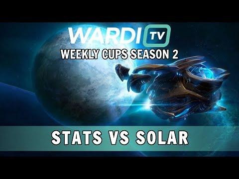 Stats (P) vs Solar (Z) - WardiTV Weekly #11