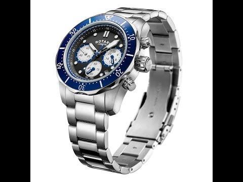 Rotary Sports Chronograph GB00092 04