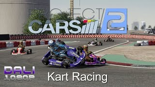 Project CARS 2 | New Career | Kart Racing | Ultra Settings | Logitech G29