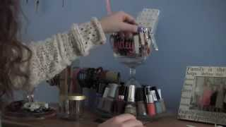 My Nail Polish Collection and Storage 2014! Thumbnail