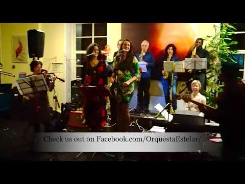 El Cuarto de Tula - Buena Vista Social Club (cover by Orquesta Estelar)