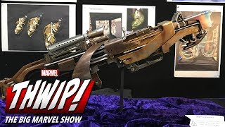 Exclusive Look at the Collector's Collection on THWIP! The Big Marvel Show!