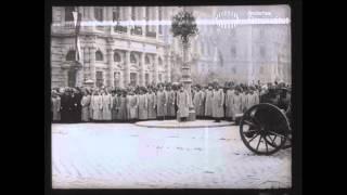 Австро-Венгрия, парад, 1910 год