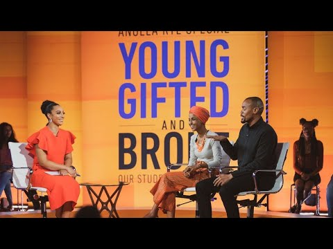 Arielle - Angela Rye Tackles Student Loan Crisis in Young Gifted and Broke Town Hall