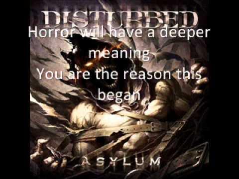 11. Sacrifice - Disturbed (With Lyrics)