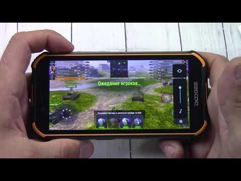 DOOGEE S40 GAME TEST