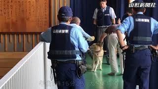 犬が侵入、教諭かまれ軽傷