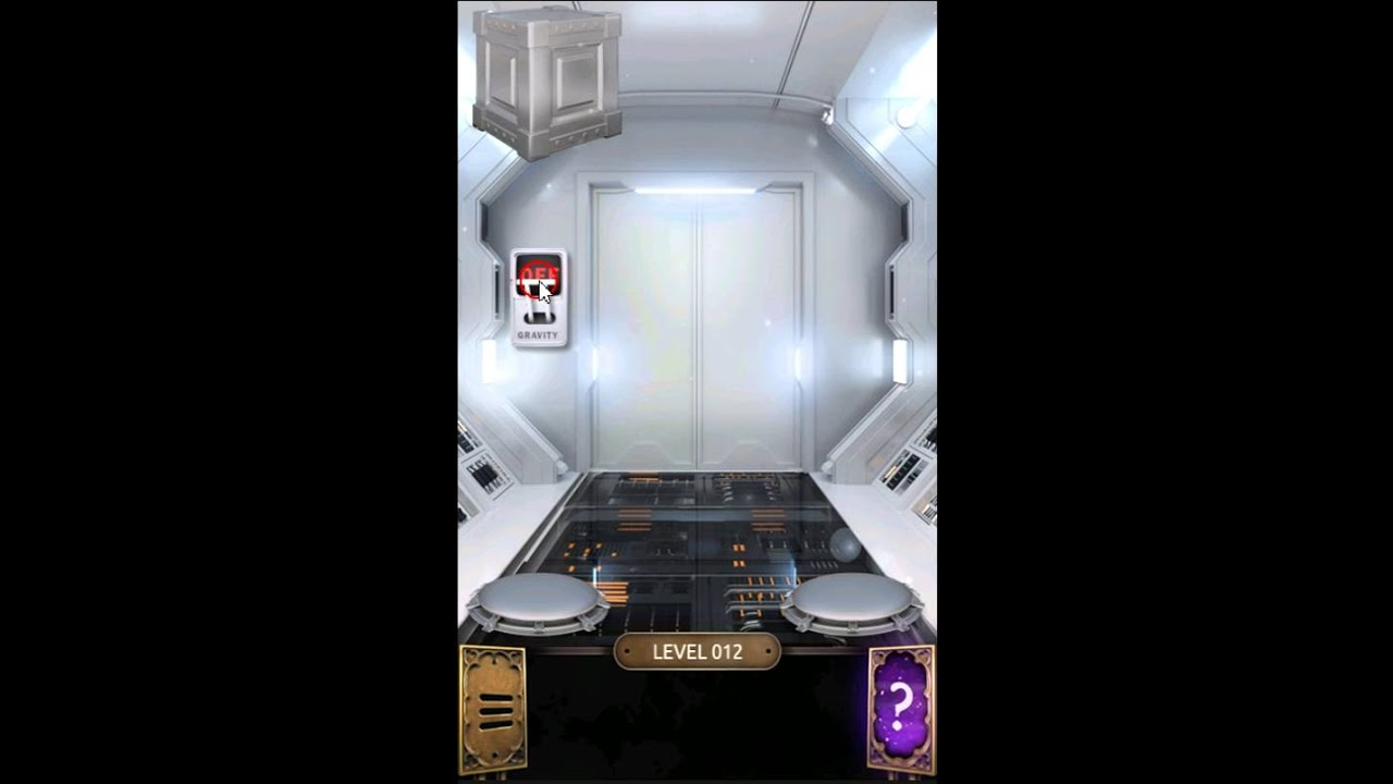 100 Doors Challenge Level 12 Youtube