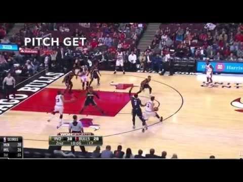Fred Hoiberg Pitch Series Chicago Bulls Iowa State