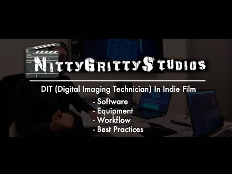 Download Indie Film Set DIT Walkthrough (TUTORIAL): What Is A Digital Imaging Technician?