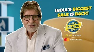 India's Biggest Sale is Back   The Big Billion Days thumbnail