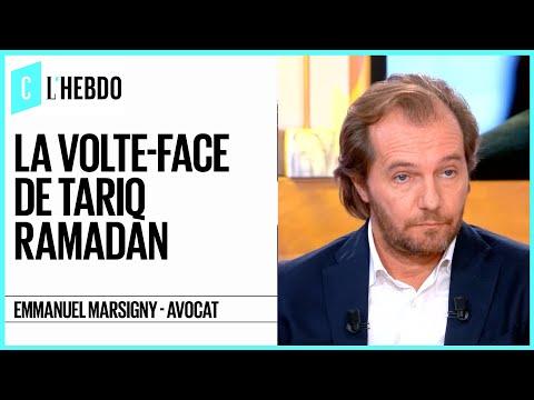 La volte-face de Tariq Ramadan - C l'hebdo - 27/10/2018