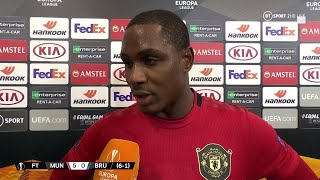 Ighalo: Now I have my goal for the team I supported since I was young