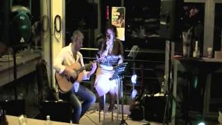 """NATURAL WOMAN""  - BIG MAMA FUNK & LUCA BERTONE  UNPLUGGED @  LUMACA BAR"