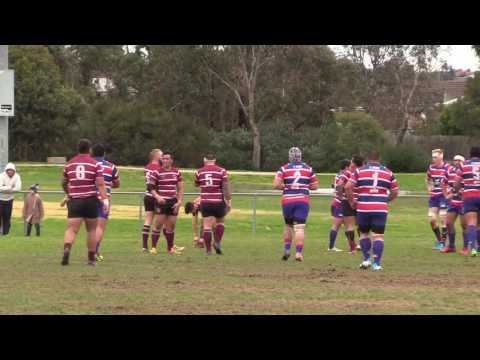2017 Dewar Shield RD 18 Endeavour Hills v Footscray (First Half)