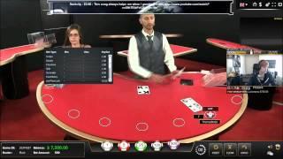 Sodapoppin loses around 11k/19k with blackjack on stream