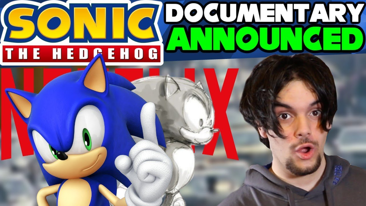 Sonic The Hedgehog Netflix Documentary Announced High Score Youtube