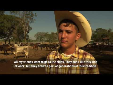 Cuba's farming future